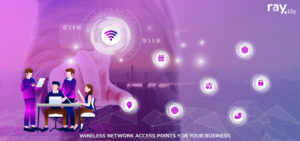Wireless network access points for your business
