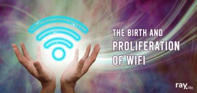 History of wifi